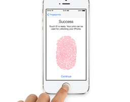hacker Touch ID iphone 5s