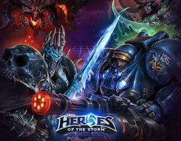 Heroes of the Storm bande annonce