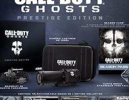 cod prestige edition unboxing