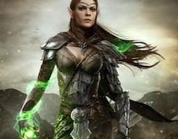 The Elder Scrolls Online war in cyrodiil trailer