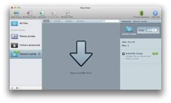 cacher fichier mac