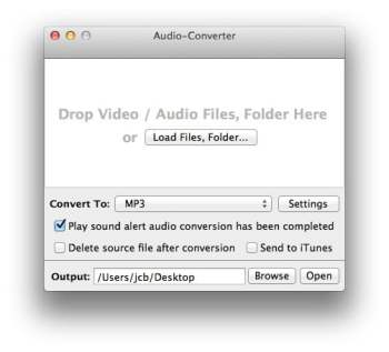 free-audio converter mac