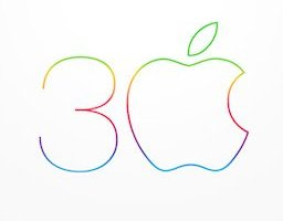 Apple a 30 ans