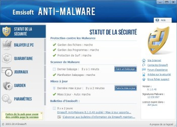 emsisoft Anti-Malware windows 8.1