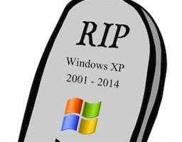 remplacer windows xp