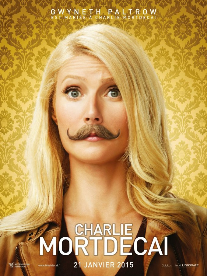 Charlie Mortdecai Gwyneth Paltrow
