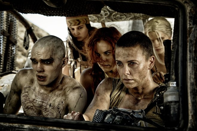 Mad Max Fury Road Charlize Theron