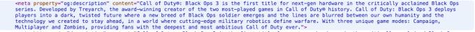 Black Ops 3, code source