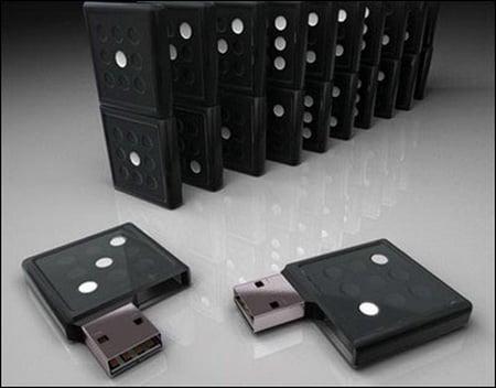 usb : dominos