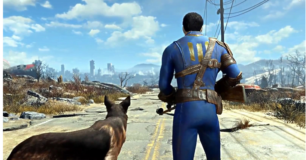 Fallout 4 : personnages
