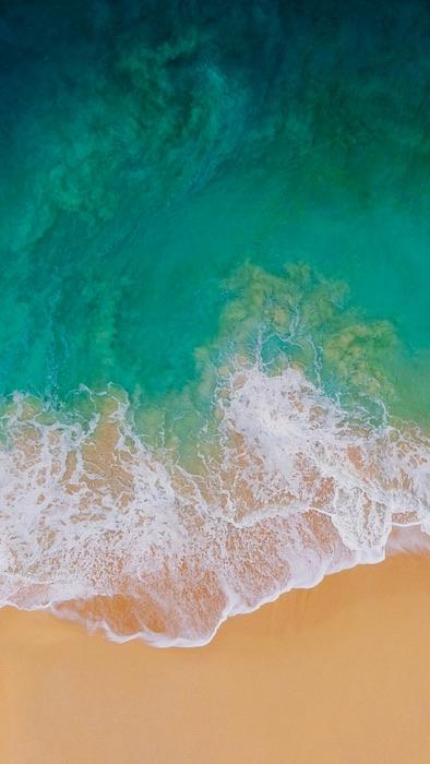 iOS 11 fond decran iPhone