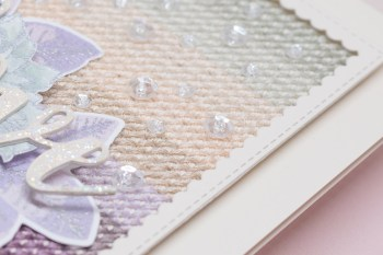 Combining Cross Stitch and Stamping – Butterfly Reflections Ink