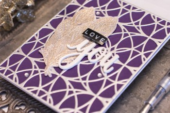 Heat Embossing on Vellum and Stampnation News