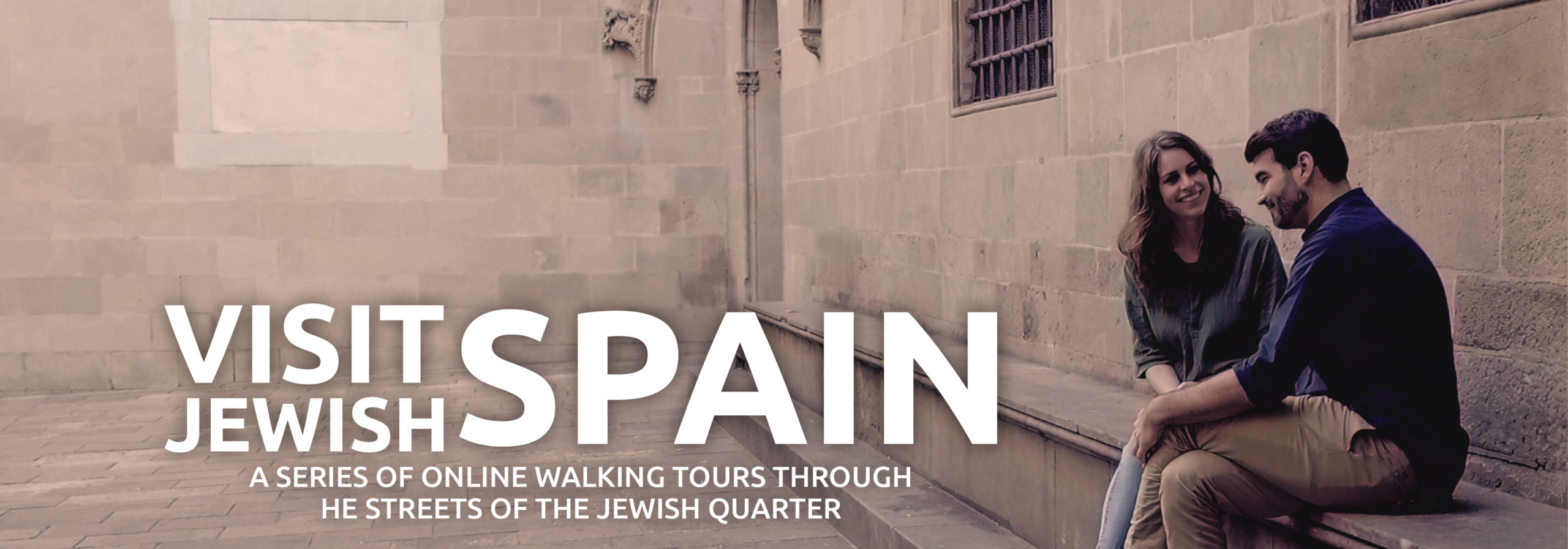 Visit Jewish Spain Hompage image