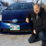 """Indigenous man challenges Manitoba Public Insurance decision to revoke his personalized """"NDN CAR"""" license plate"""