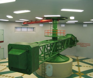 Scale Centrifuge. Produced by MJZ. Built by JCDP