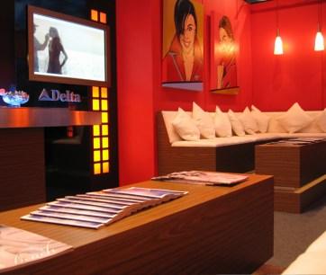 Delta Lounge Fashion Week