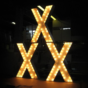 Diesel. X Signs