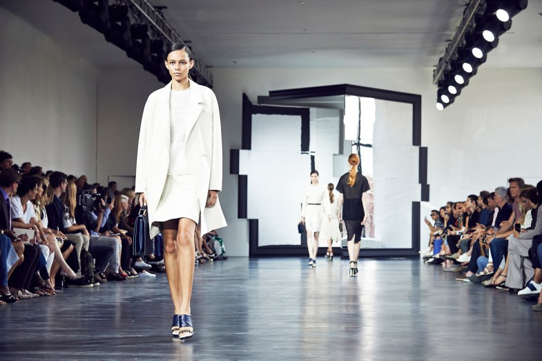 Jason Wu. SS15. Photograph by Bureau Betak. Designed and Produced by BureauBetak. Built by JCDP