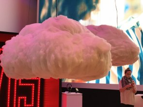 Arista Clouds for Fan360 an interactive music experience at Sony Square NYC (Sony's brand showroom). The installation features recreation of sets from H.E.R, LSD, Elvis's 1968 comeback special, Future and Arista audio clouds with emerging artists