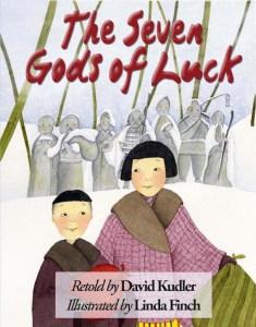 Seven Gods of Luck cover