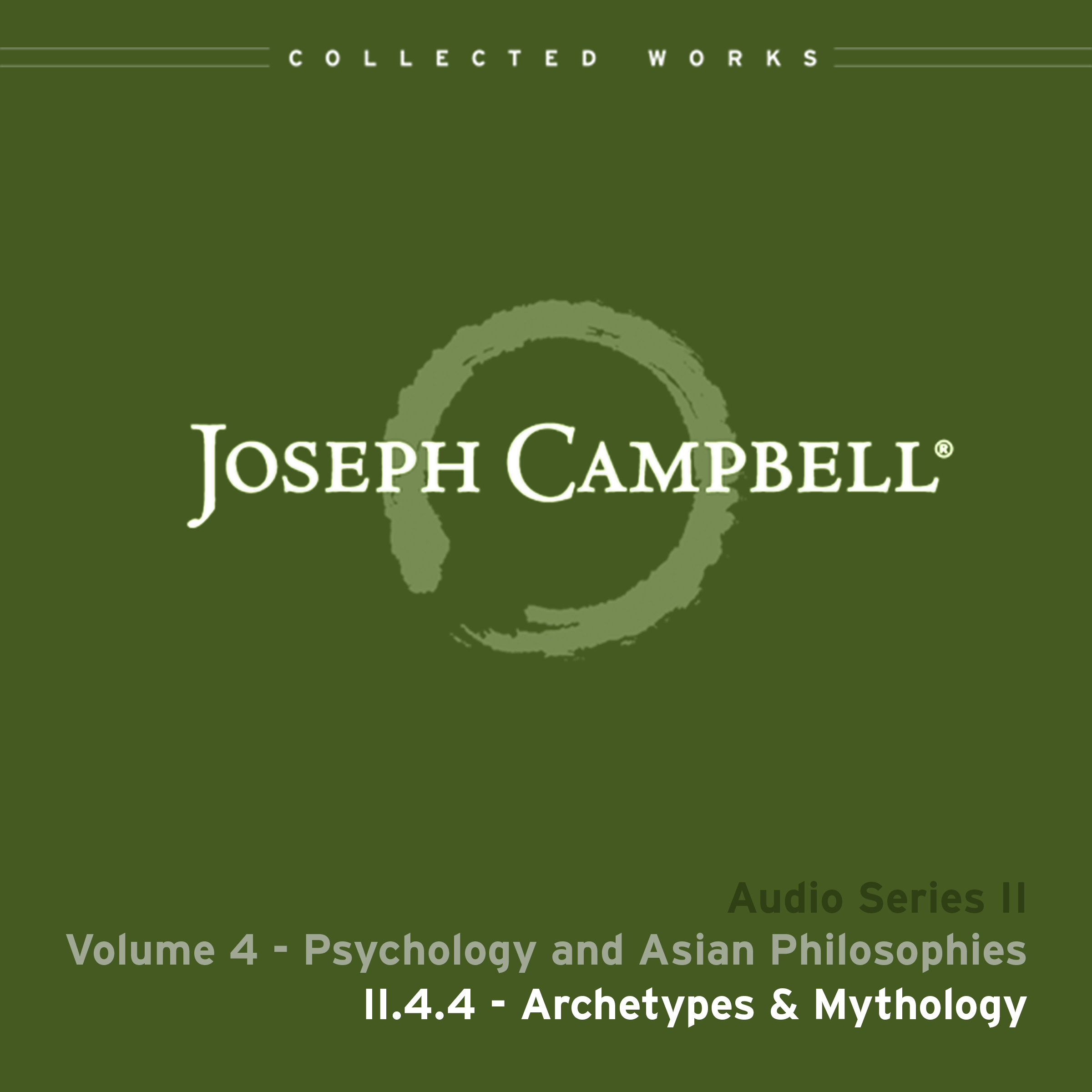Audio: Lecture II.4.4 - Archetypes & Mythology