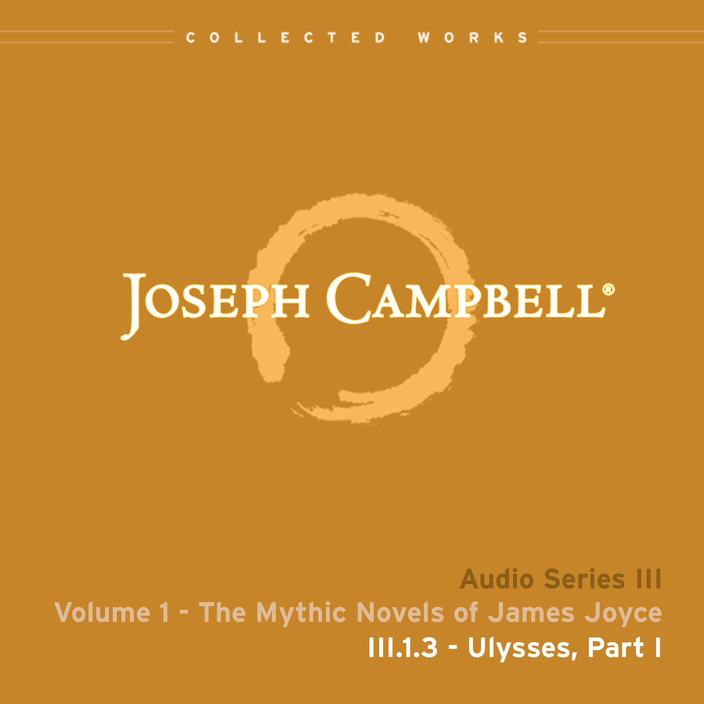 Audio: Lecture III.1.3 - Ulysses Part 1