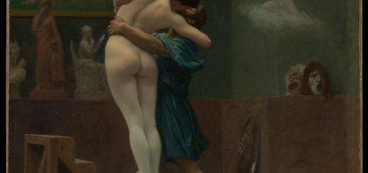 Pygmalion and Galatea by Jean-Léon Gérôme, circa 1890. (Public domain image provided by the New York Metropolitan Museum)