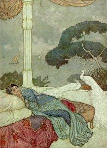 From The Rubayat of Omar Khayam, 1909