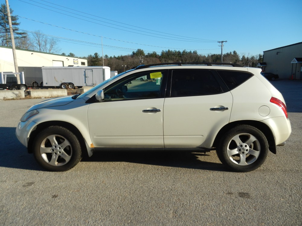 medium resolution of 2004 nissan murano