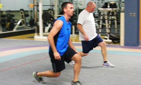 Circuit Training Fitness Class