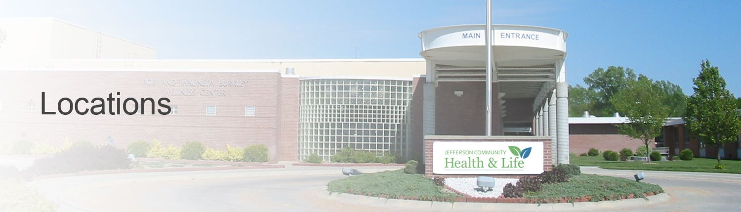 Jefferson Community Health & Life Locations