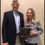 Award for great Cardiac Rehab at JCHC