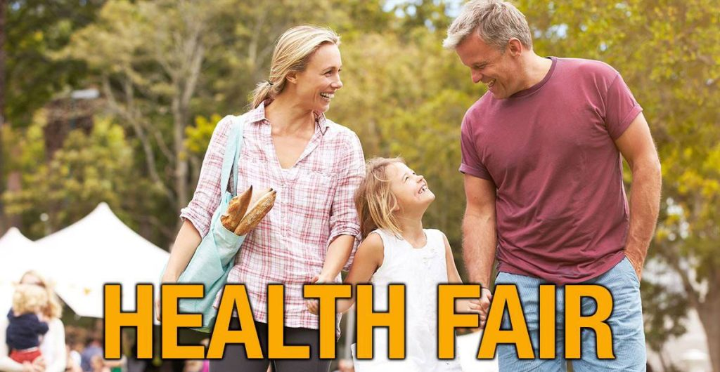 Health Fair Monthly Wellness Draws