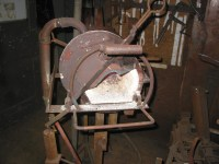 Outline of equipment and processes, as found at our ...