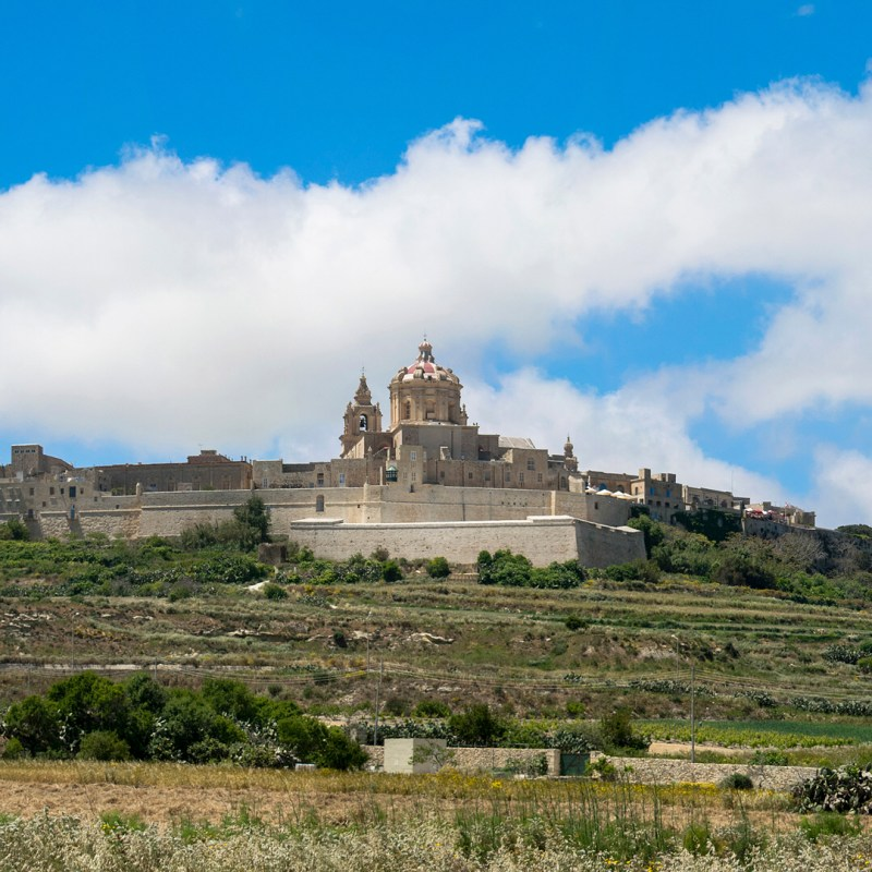 Starting the weekend with a view of Mdina  Fridayhellip