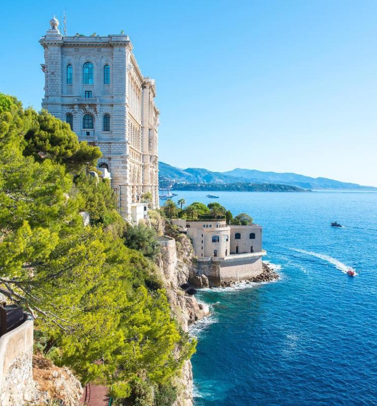 Wandering around Monaco  Holiday Castle Colours Nikon JCiappara Travel