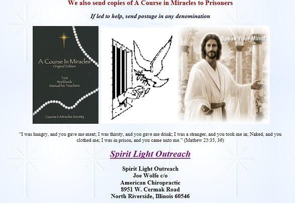 Spirit Light Outreach