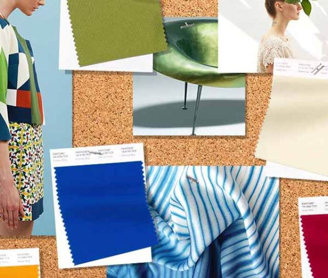 As New York Fashion Week Kicks Into High Gear Pantone Has Released Its Fashion Color Trend Report For Spring Summer 2019