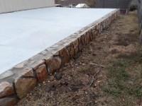 Retaining Wall Driveway | JCL Landscape Service | Dallas ...