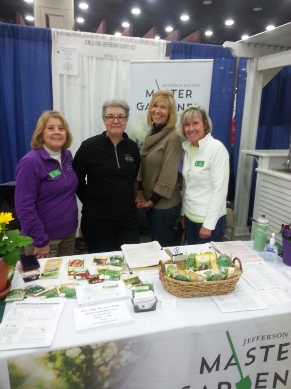 JCMGA Provides Good Gardening Advice At The 2016 Louisville Home