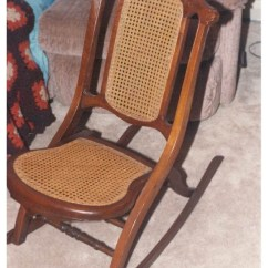 Foldable Rocking Chair Inexpensive Cheap Covers Invention Of First Folding In U S