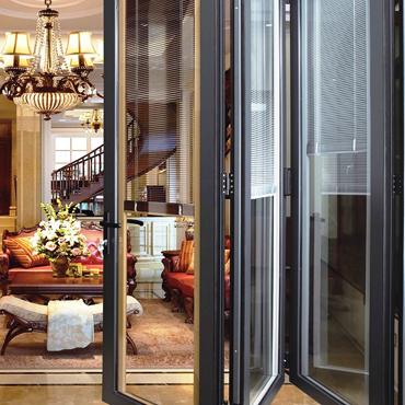 Bolin Doors and Windows - Fold & Slide Series