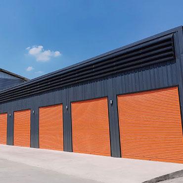 Bolin Doors and Windows - Aluminum Roller Shutter (ARS)