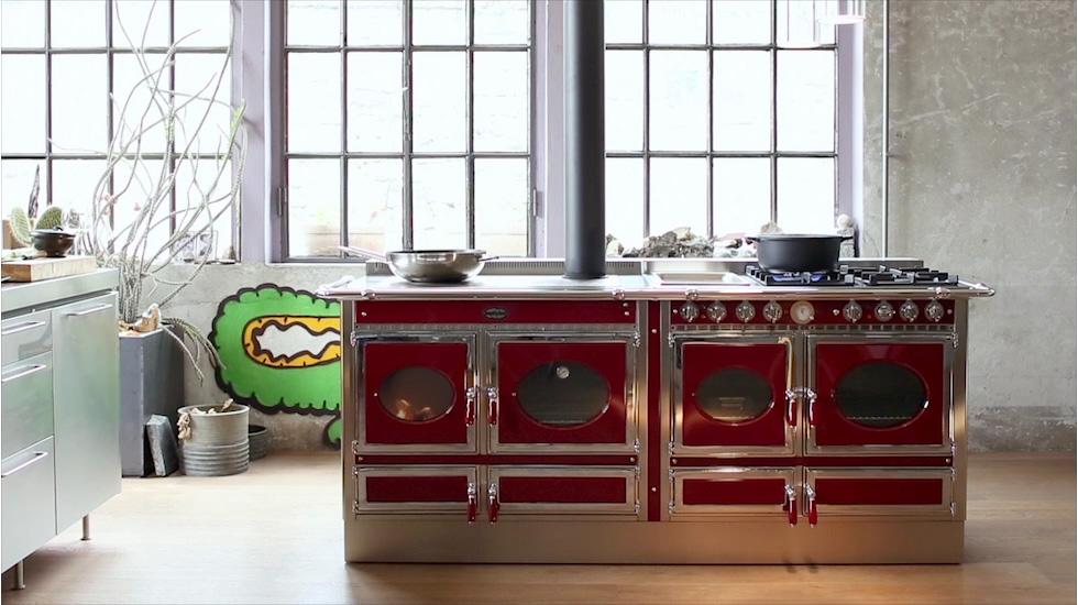 J Corradi Cucine Economiche a Legna e a Pellet