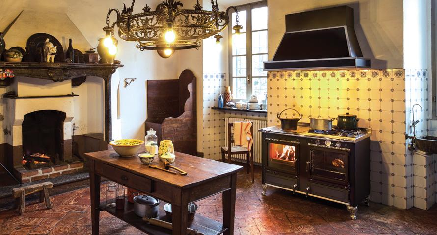 Cucine Rustica  J Corradi