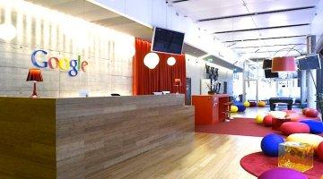 Zurich Google office