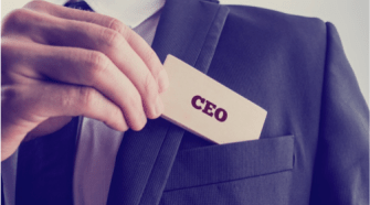 ceo of a company