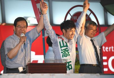改憲問題が大争点に「安倍改憲ノー」の一票を日本共産党と山添候補に
