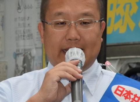 東京都議補選始まる